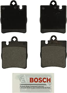 Bosch BE873 Blue Disc Brake Pad Set for Select Mercedes-Benz C230, C240, C280, C32 AMG, C320, C350, CLK280, CLK320, CLK350, SLK350 - REAR