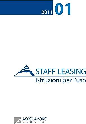 STAFF LEASING - Istruzioni per luso