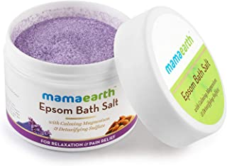Mamaearth Epsom Bath Salt for Relaxation and Pain Relief (200gm)