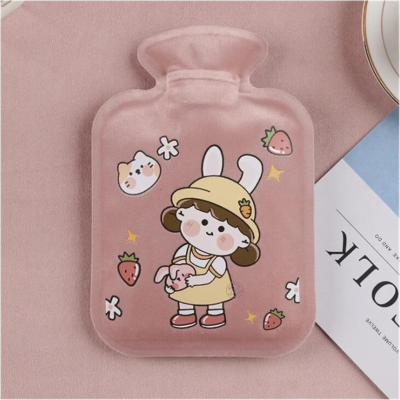 YIXINGSHANGMAO Cartoon Bombing new work Warm Hot Water Ranking TOP12 Portable Plush Mini Bottle