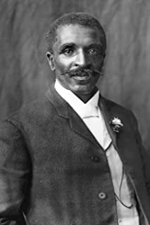 George Washington Carver notebook - achieve your goals, perfect 120 lined pages #2
