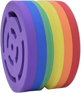 Body Wheel Yoga Wheel for Yoga, Stretching, Fitness, and Relaxation: Designed for Comfort and Versatility