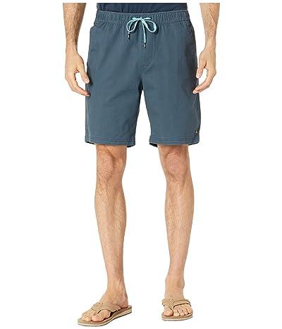 Quiksilver Waterman Cabo Shore Elastic Walkshorts (Midnight Navy) Men
