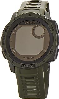 Garmin GM-010-02293-49 Instinct Solar Tactical Edition Smartwatch, Moss