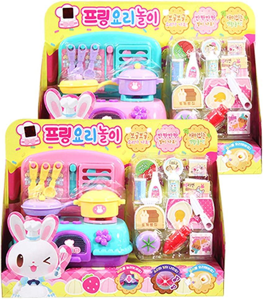 Pring Princess Max 85% OFF Rabbit 2021 model Kids Toy 1 Random Kitchen Playset Cooking