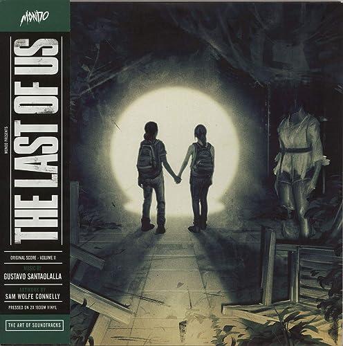 lowest The Last Of Us: Original Score online - Volume 2021 II - Clear, Purple & Green Vinyl online