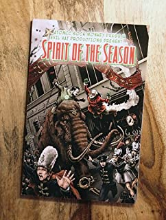 Spirit of the Century: Spirit of the Season