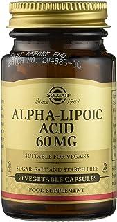 Solgar Ácido Alfa-Lipoico Cápsulas vegetales