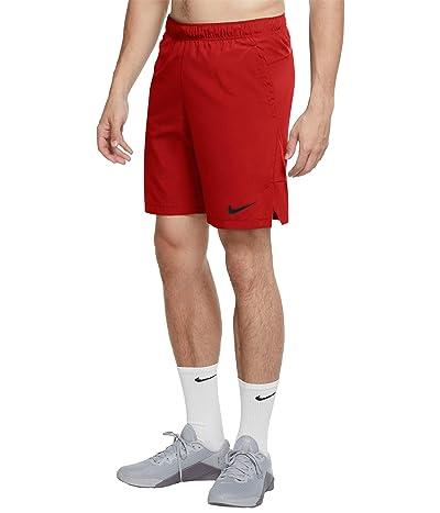 Nike Flex Shorts Woven 3.0 (University Red/Black) Men