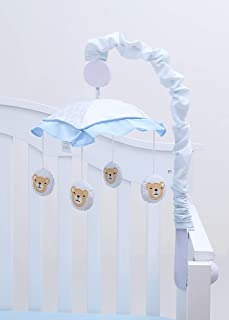 OptimaBaby Musical Mobile, Dream Teddy Bear, Multicolor