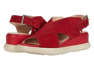 Geox Pisa 1 (Red) Women