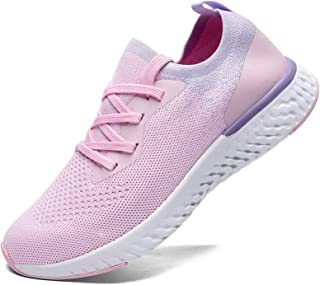 SANNAX Donna Scarpe Ginnastica Sportive Fitness Sneakers Casual Corsa Respirabile Comode
