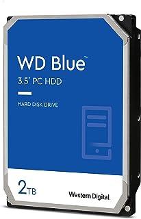 WD Blue 2TB PC Desktop Hard Drive, WD20EZAZ