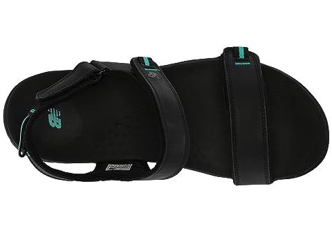 f5a6e18e96228e New Balance Traverse Leather Sandal | 6pm