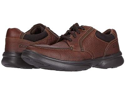 Clarks Bradley Vibe (Tan Tumbled Leather) Men