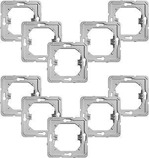 10 x adapter voor de montage van Walli modules op Gira 55 gevels - Fibaro