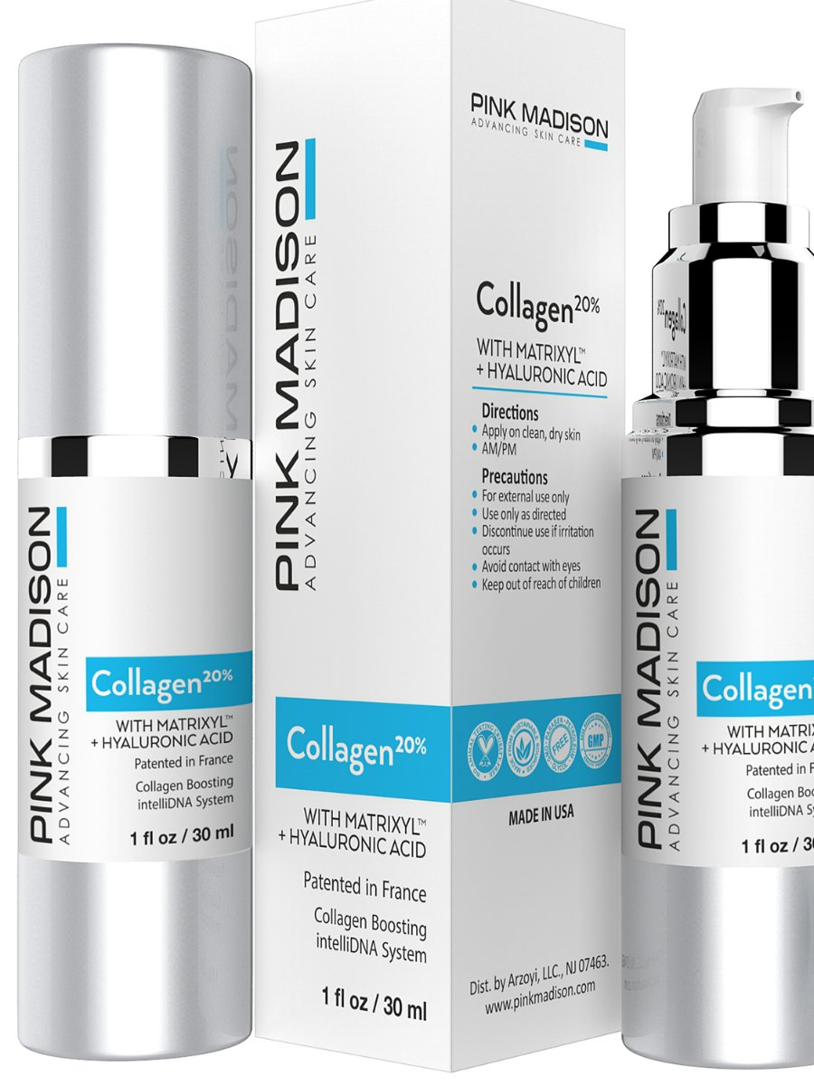 COLLAGEN Serum Matrixyl Hyaluronic Acid