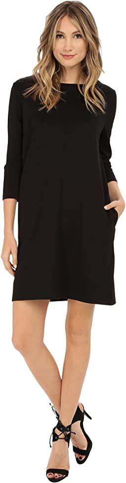 Brigitte Bailey - Calin 3/4 Sleeve Dress with Pockets