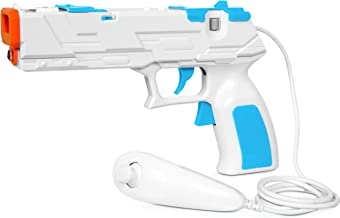 dreamGEAR Nintendo Wii Quick Shot Plus (white/blue)