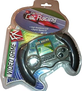 Video Game FX: Electronic Car Racing