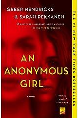 An Anonymous Girl: A Novel Kindle Edition