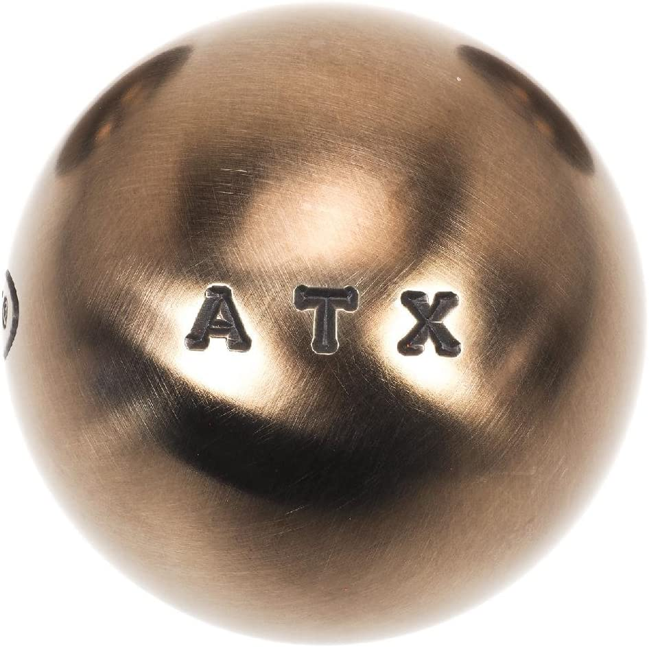 74/mm M Bolas de petanca de competici/ón Obut/ATX personalizables
