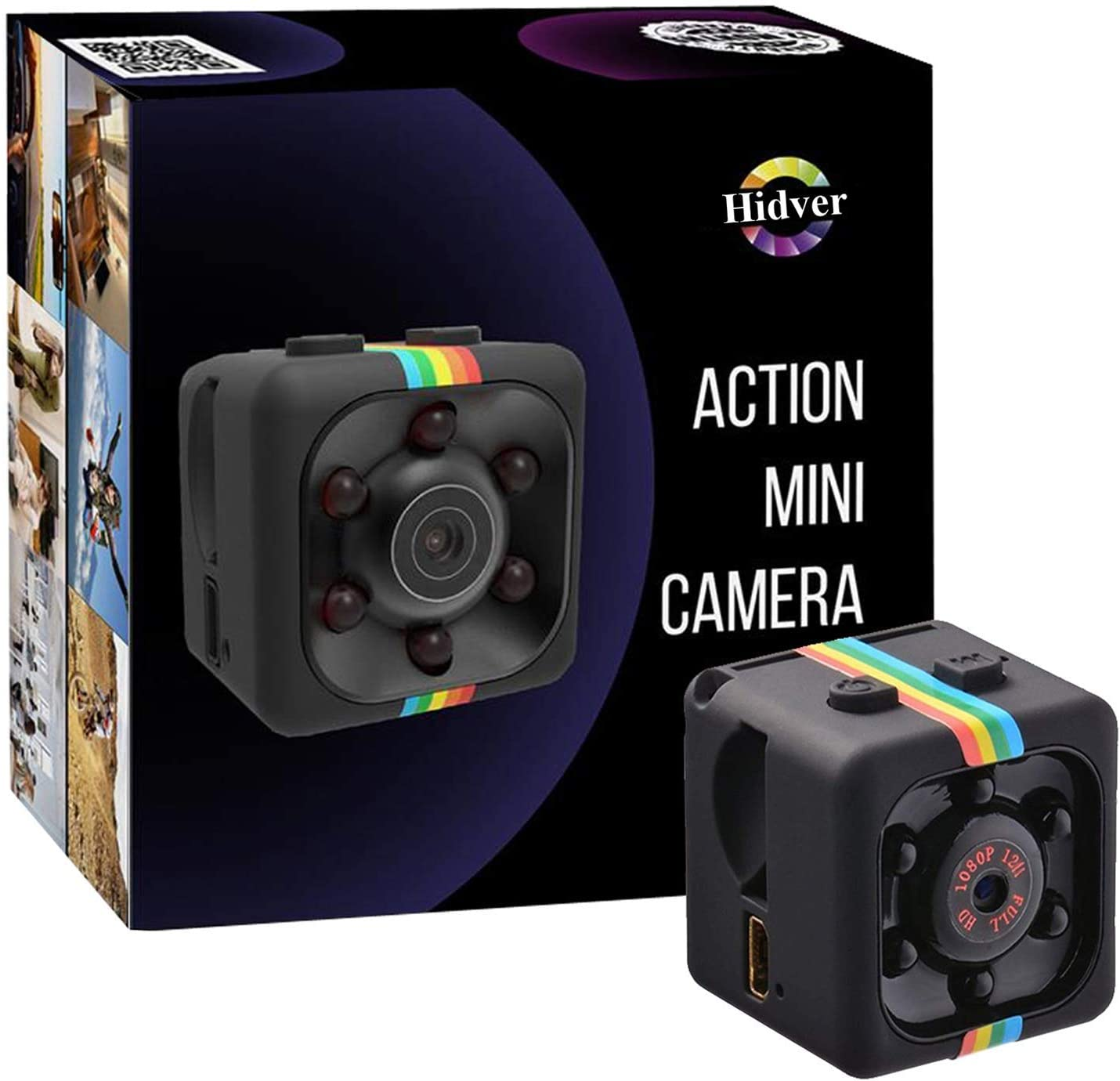 Spy Hidden Camera Wireless Premium Pack Wholesale 1080P At the price of surprise Motion HD Detectio