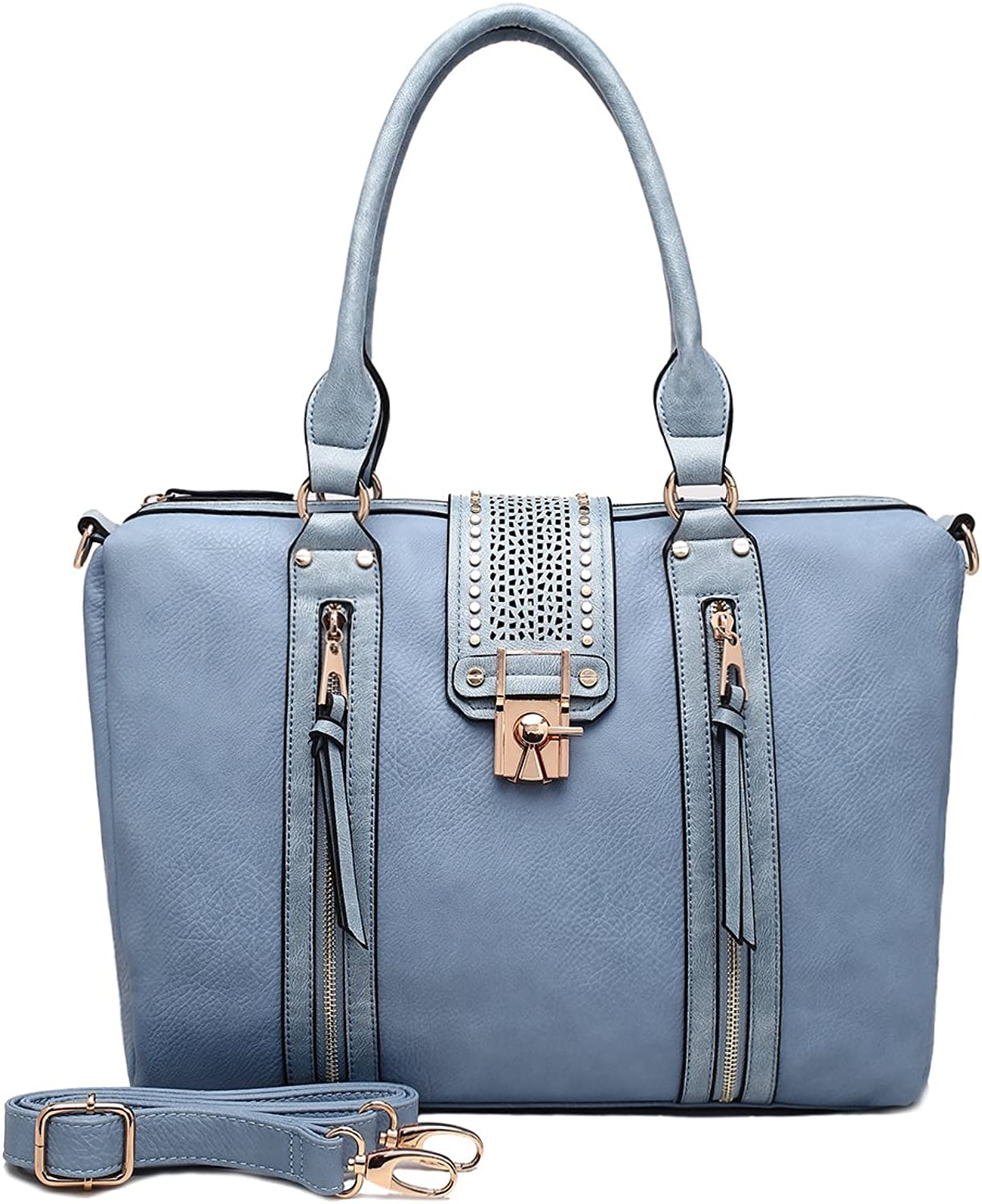 bluee Olive Womens Handbag 16150