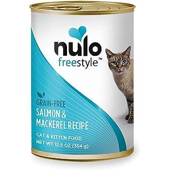 Nulo Adult & Kitten Grain Free Canned Wet Cat Food