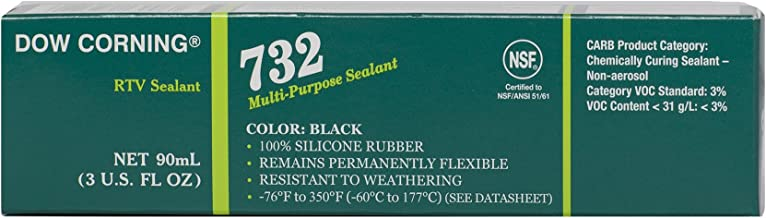 Best silastic 732 rtv silicone Reviews