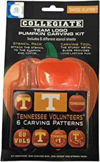 Tennessee Volunteers NCAA Topperscot Team Logo Halloween Pumpkin Carving Kit
