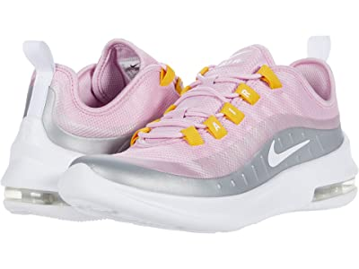 Nike Kids Air Max Axis (Big Kid) (Light Arctic Pink/White/Particle Grey) Girls Shoes