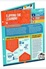 Flipping the Learning (Quick Reference Guide 25-Pack) Canoa, Grampeado ou Costurado