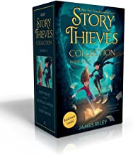 Story Thieves Collection Books 1-3 (Bookmark inside!): Story Thieves; The Stolen Chapters; Secret Origins