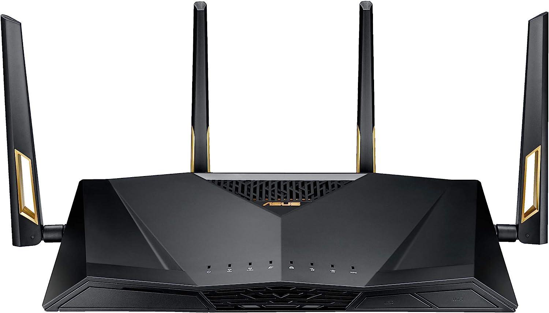 ASUS RT-AX88U AX6000 Dual-Band 802.11ax WiFi 6 Gaming Router $261.13 Coupon