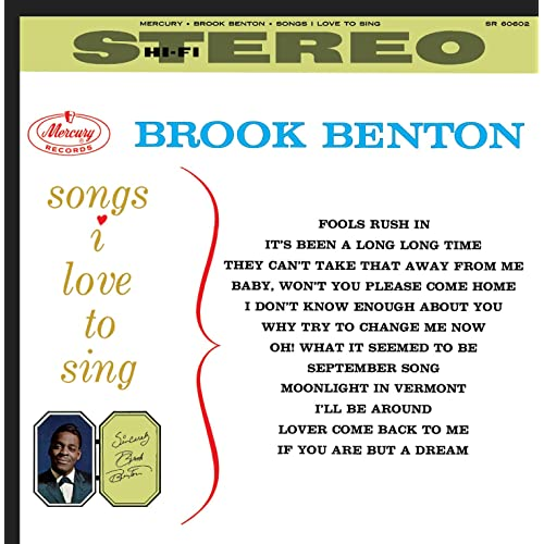 songs to sing to someone you love