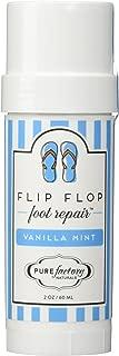 Flip Flop Foot Repair by PURE Factory - Vanilla Mint 2 oz. Moisturizer Feet