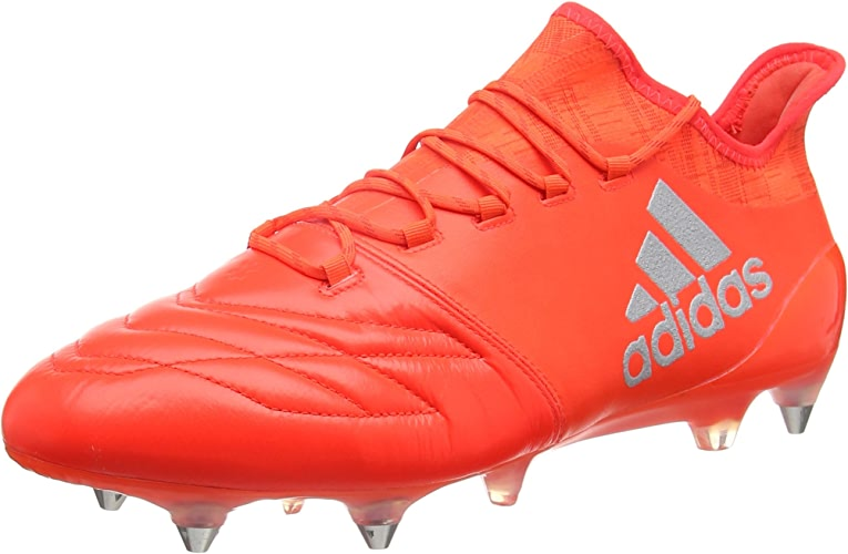 Adidas X 16.1 SG Leather, Bottes de Football Homme