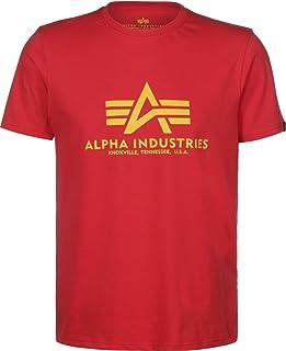 ALPHA INDUSTRIES Men's Basic T-Shirt Undershirt