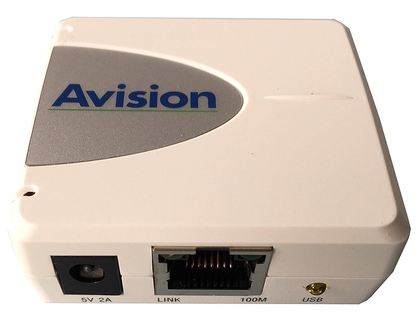 カウントアップセラー印象的Connectgear 1ポートUSB 2.0?10?/ 100mbpsプリントサーバー