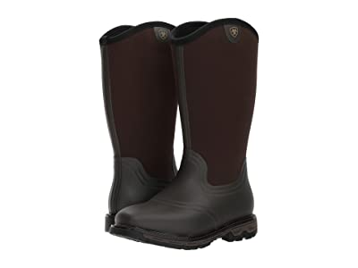 Ariat Conquest Rubber Insulated (Dark Brown) Men