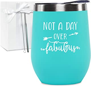 Not A Day Over Fabulous (Mint Blue)