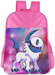 Absol Pokemon Children's Bags Kid School Bag Boy Girl Backpack