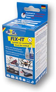 Atg Fix It | Liquid Weld |Color Clear| Industrial Adhesive for Home Use | Heat Resistant and Waterproof Glue | Strong Glue | Super Glue