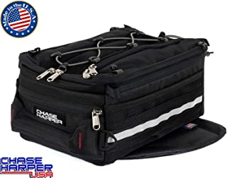Chase Harper 800M Sport Trek Black Magnetic Tank Bag - 14.9 Liters