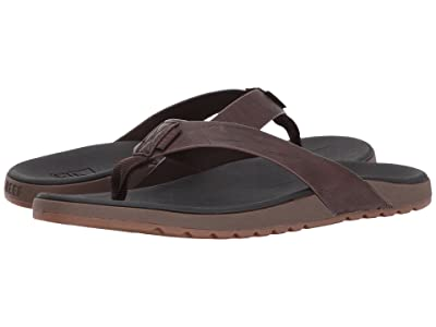 Reef Contoured Voyage (Brown) Men