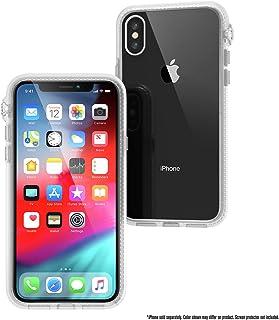 Funda Catalyst de Protección Ante Impactos para iPhone X/XS - Diseño Fino de Primerísima Calidad a Prueba de Golpes y Caídas (Transparente)