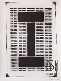 Letra I ABC Hort por Fabio De Minicis - Lienzo original 2/7-50 x 70 cm.