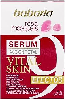 Babaria Serum Facial 9 Efectos Vital Skin Acción Total - 50 ml