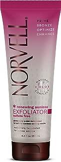 Norvell Pre Self-Tanning Renewing Sunless Exfoliator Body Scrub - Sulfate-free, 8.5 fl.oz.